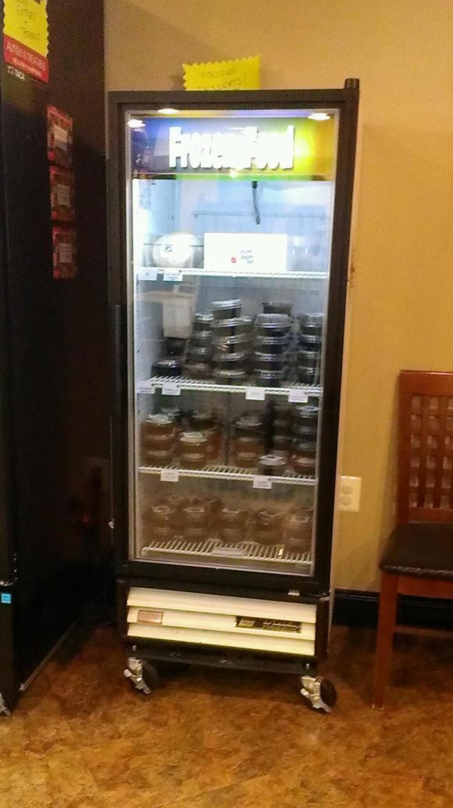 Freezer to AAMC