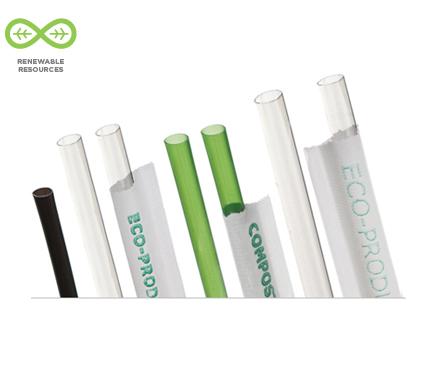 eco straws